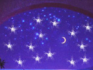 Блестяшки «Ночь» от ***Кися***