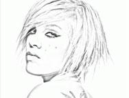 Нарисованная Pink от LiDkInA_8