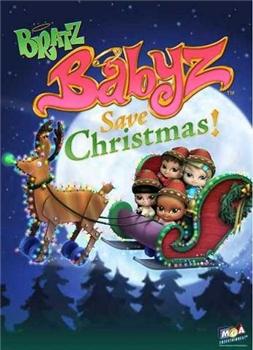 Смотреть онлайн - Крошки Братц: Удивительное Рождество! 2008