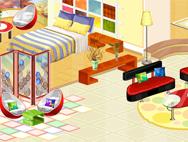 Моя новая спальня