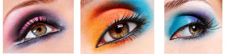 Уроки макияжа: Неоновый макияж