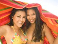 Лето — время пляжа!