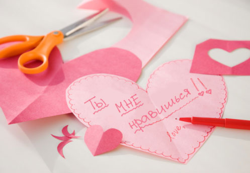 Моя Валентинка на Севелина.ру