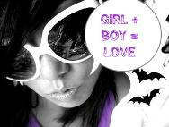 Журнал «Girl + Boy = Love» от Стаси (1 выпуск)