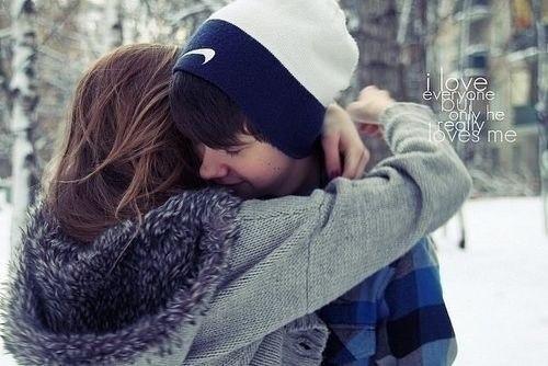 Твой первый поцелуй