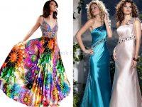 Какое платье тебе подходит?