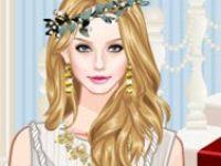 Платье Римской принцессы