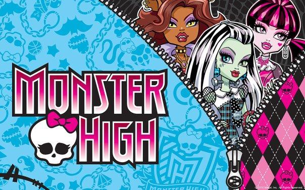 Кто ты из Monster High?