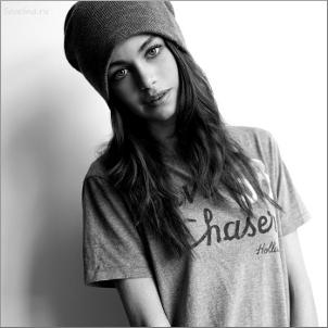 Красивые чёрно белые авки девушек фото 550-18