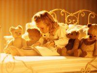 Тайна старой куклы и ее хозяина. 3 глава.