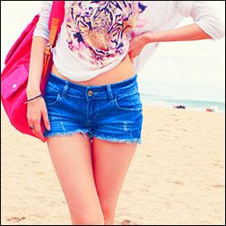 красивые шорты для девушек фото
