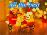 «All the best» — Предновогодний выпуск !!!