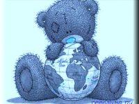Аватарки мишки Тедди от Полиночки