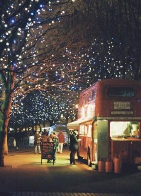 Ты любишь Лондон.