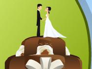 ❀ Свадебный торт ❀