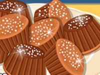 '๑' Шоколадные маффины '๑'