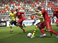 ФИФА лучший футбольный симулятор