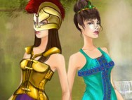 ♕ Принцесса или Воин? ⚔