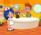 Топ 5 игр —  Больница для животных