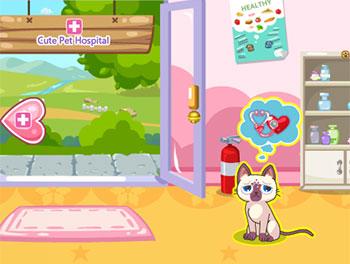 Топ 5 игр -  Больница для животных