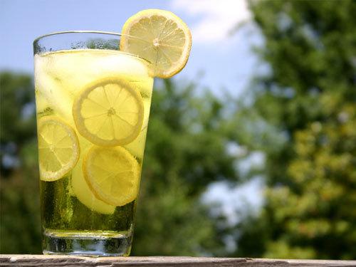 как сделать классический домашний лимонад