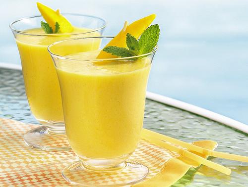 манго лимонад