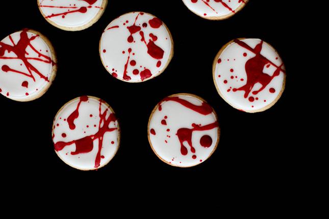 кровавые печенки