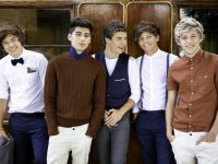 Кто твой любимый участник группы «One Direction»?