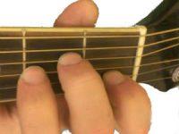 Уроки для начинающих гитаристов. *№2*