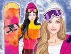 Сноуборд или лыжи?
