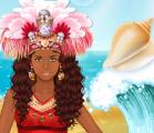 Полинезийская принцесса — Моана