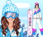 Сноуборд — спортивная красавица