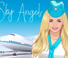 Стюардесса — работа в облаках
