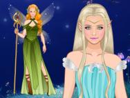 Принцесса- Эльфийка