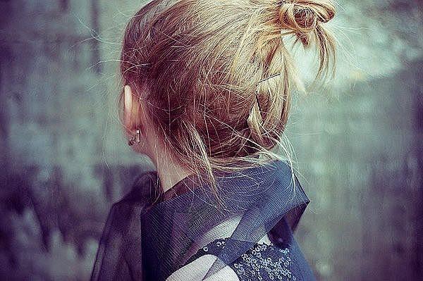 Картинка блондинка спиной - Стиль & Мода.