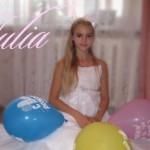 Рисунок профиля (Принцесса Юлия =))