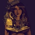 Рисунок профиля (Рия Блэк)