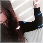 Рисунок профиля (-Supernatural girl-)