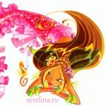 Рисунок профиля (katysho)