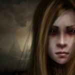 Рисунок профиля (Дочь тьмы)