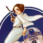 Рисунок профиля (Princess Leia Organa)