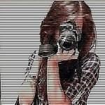 Рисунок профиля (Злая Зая *-* ღ oppa,gangnam style♥)