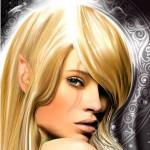 Рисунок профиля (•♥•-ШОКолАДка-•♥•)