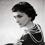 Рисунок профиля (♥Coco Chanel♥ ๑♥°•)