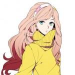 Рисунок профиля (клёвая девчонка ну просто ангел)