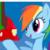 Рисунок профиля (MyLittlePony)