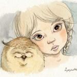 Рисунок профиля (Ιlllιlllιl✪ Малышка ✪llιlllιlιι)