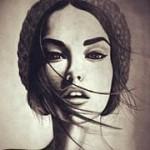 Рисунок профиля (Kiss****)