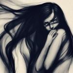 Рисунок профиля (♛ ☠ АдСкАя ۞ ПрИнЦеСсА ☠♛)