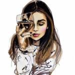Рисунок профиля (♥Ќøρøℓεβα♥)